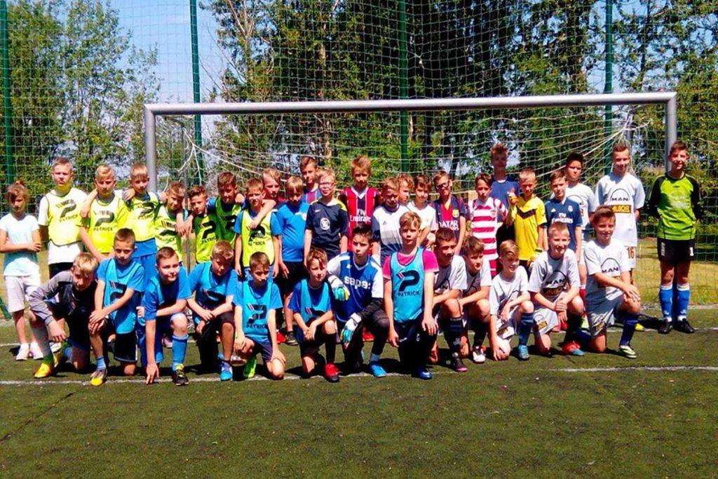 Kołobrzeg - obóz piłkarski